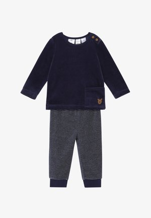 BABY SET - Tracksuit - navy