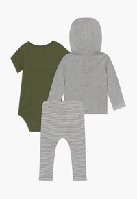 Carter's - BABY SET - Vest - mottled grey