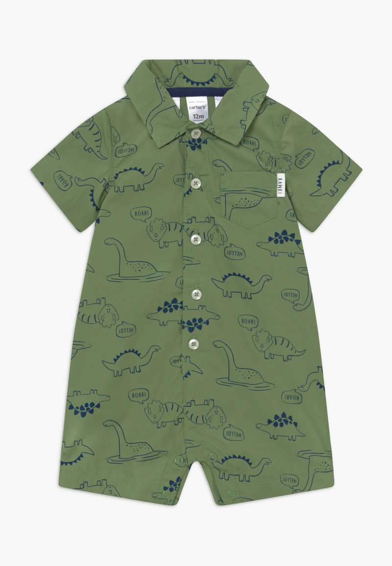 Carter's - Tuta jumpsuit - green