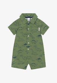 Carter's - Tuta jumpsuit - green - 3
