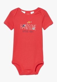 Carter's - FIRST MATE SET - Body - red - 2