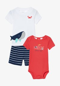 Carter's - FIRST MATE SET - Body - red - 6