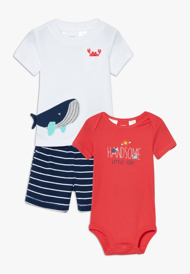 Carter's - FIRST MATE SET - Body - red