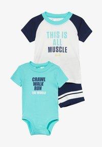 Carter's - ALL MUSCLE SET - Body - navy - 5