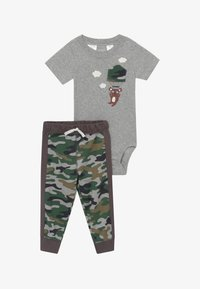 Carter's - Kalhoty - mottled grey/khaki - 3