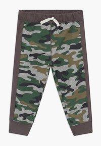 Carter's - Kalhoty - mottled grey/khaki - 2