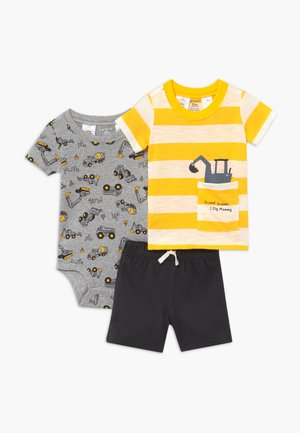 DIGGER SET - Trousers - Yellow