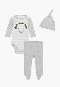 Carter's - BABY SET  - Legging - heather - 0