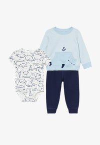 Carter's - CARDI WHALE SET - Body - blue - 4