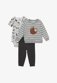 Carter's - SET  - Sweater - grey - 3