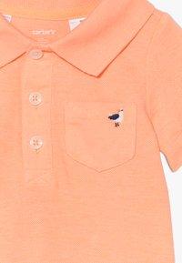 Carter's - SEAGULL - Overal - orange - 3