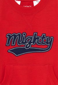 Carter's - MIGHTY - Mono - red - 4