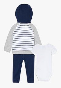 Carter's - CRAB CARDI SET - Body - navy - 1