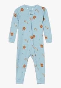 Carter's - ZGREEN BABY - Overal - blue - 0