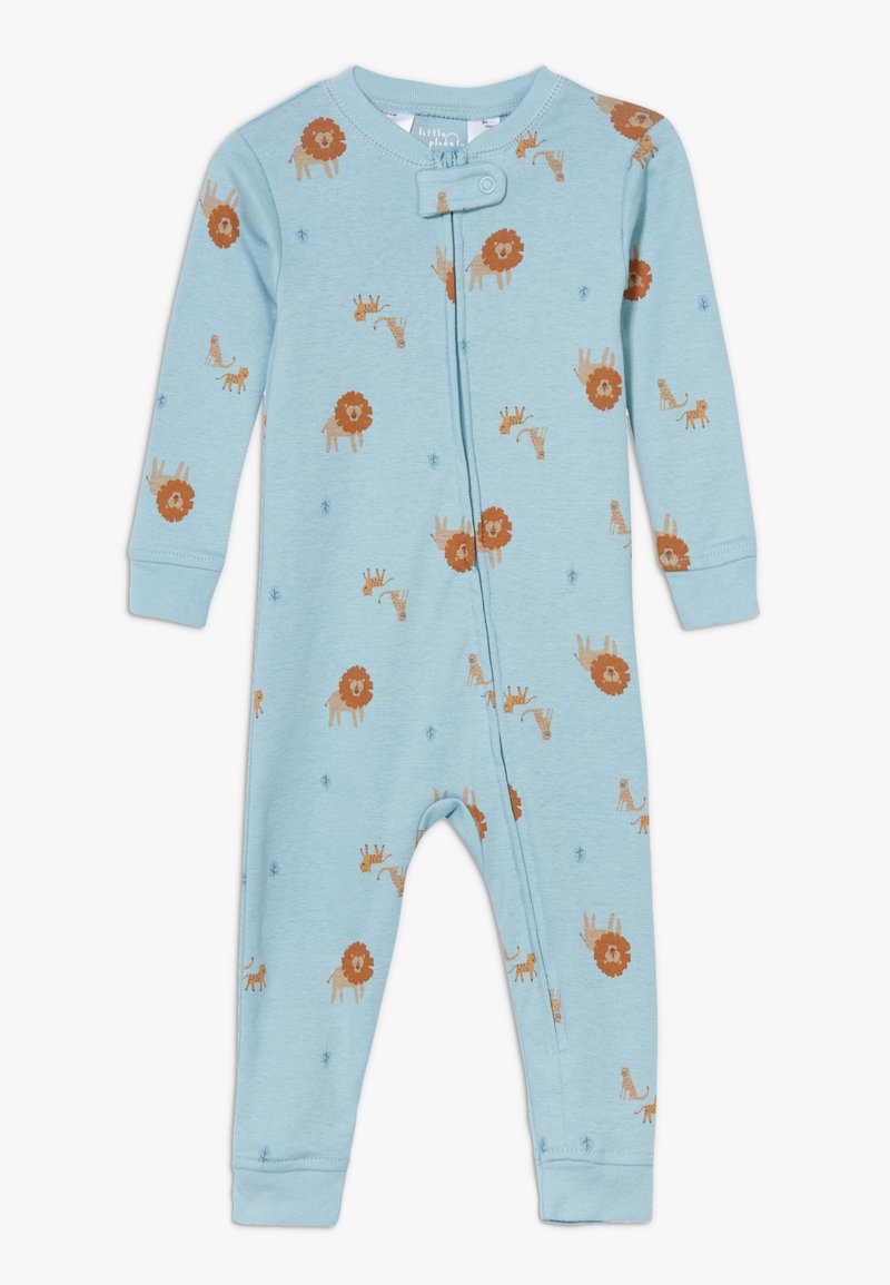 Carter's - ZGREEN BABY - Overal - blue