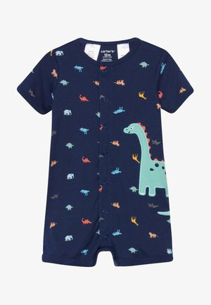 CREEPER DINO SIDE - Jumpsuit - navy