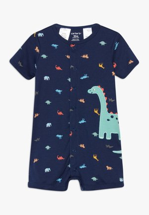CREEPER DINO SIDE - Mono - navy