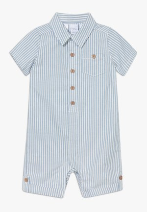 BOY ZGREEN BABY - Jumpsuit - blue