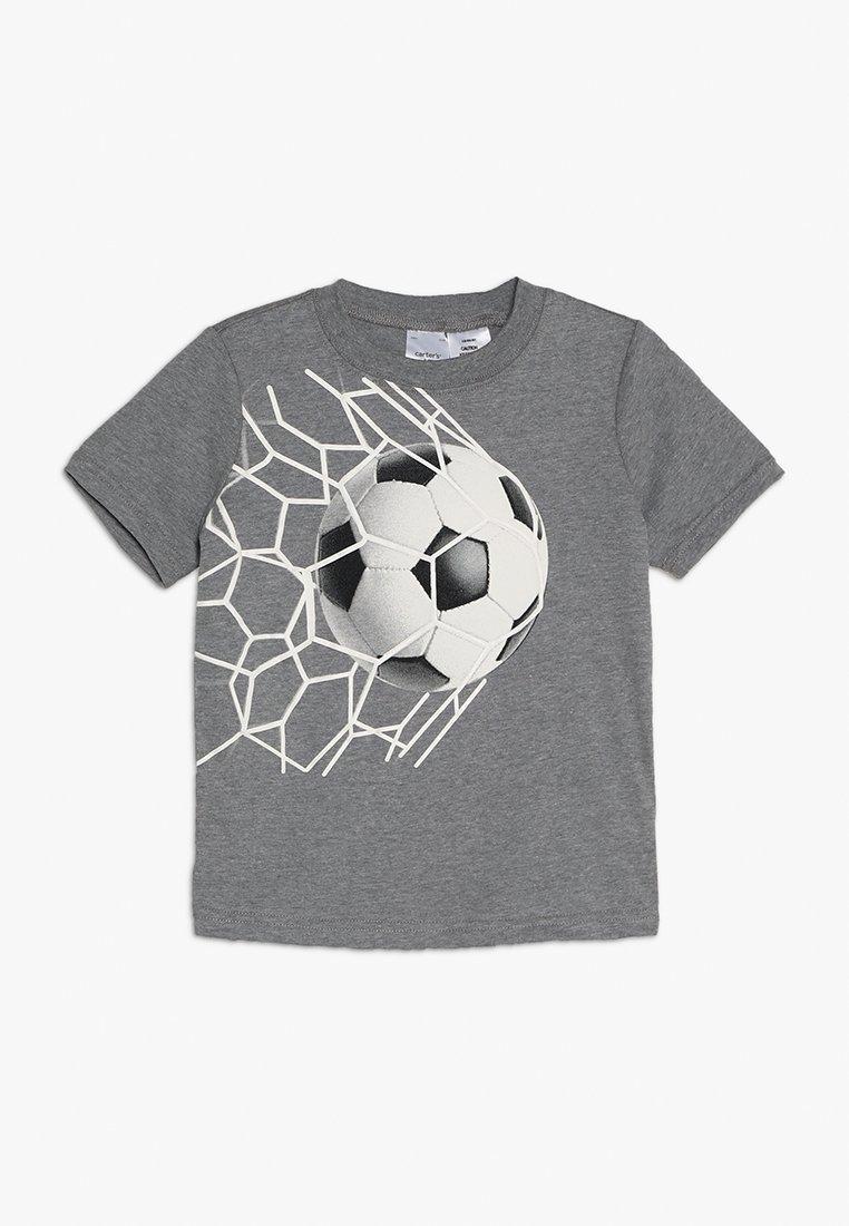 Carter's - TODDLER SOCCER TEE - T-shirt print - heather
