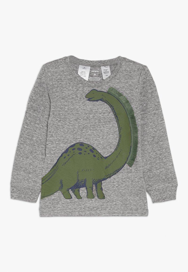Carter's - TODDLER LONG SLEEVE TEE - Langærmede T-shirts - heather