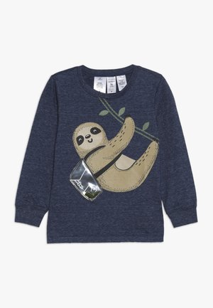 TODDLER LONG SLEEVE TEE - Longsleeve - navy