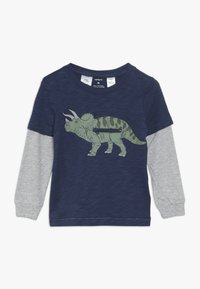 Carter's - TODDLER LONG SLEEVE TEE - Longsleeve - navy - 0