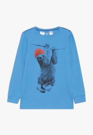 KIDS THERMAL TEE - Camiseta de manga larga - blue