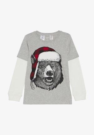 KIDS LONG SLEEVE  - T-shirt à manches longues - grey heather