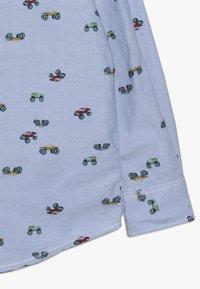Carter's - TODDLER BUTTONFRONT - Shirt - light blue - 3