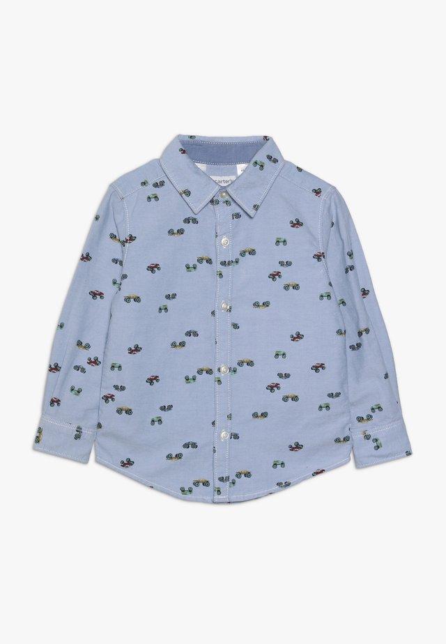TODDLER BUTTONFRONT - Overhemd - light blue