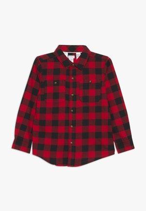KIDS BUTTONFRONT - Košile - red