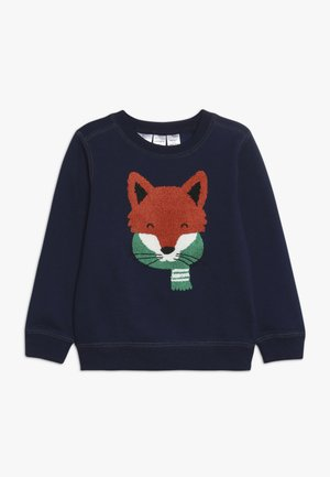 TODDLER PULLOVER - Sweatshirt - navy