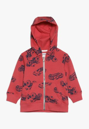 TODDLER HOODIE - veste en sweat zippée - red