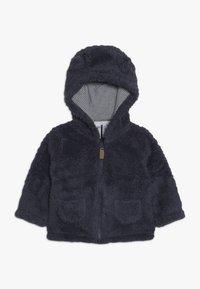 Carter's - JACKET BABY - Fleecová bunda - blue - 0