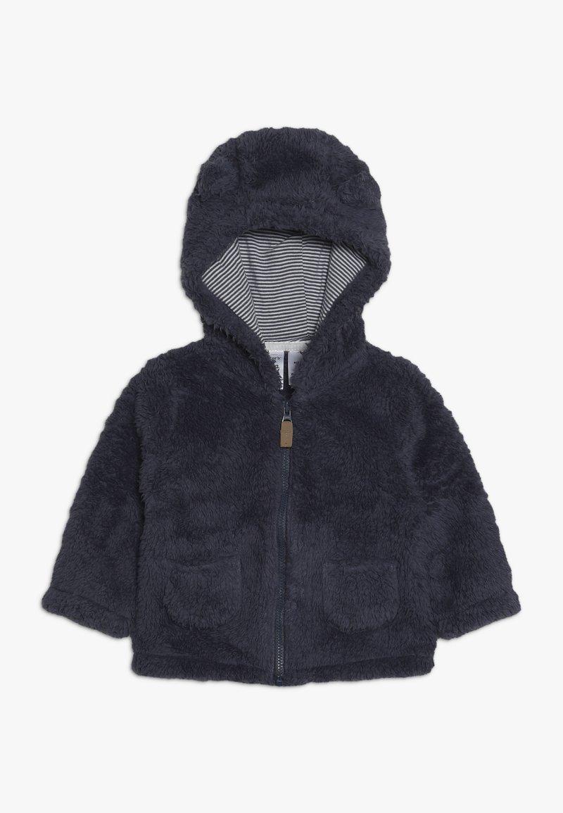 Carter's - JACKET BABY - Fleecová bunda - blue