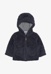 Carter's - JACKET BABY - Fleecová bunda - blue - 3