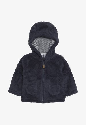 JACKET BABY - Fleece jacket - blue