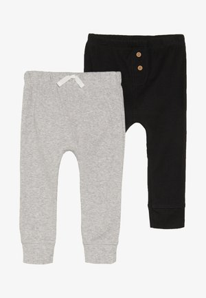 PANT BABY 2 PACK - Legíny - heather