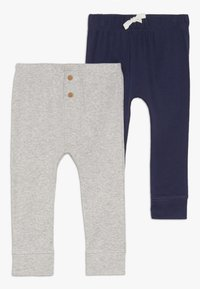 Carter's - PANT BABY 2 PACK - Leggings - Trousers - navy - 0