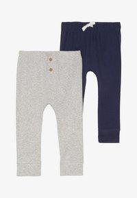 Carter's - PANT BABY 2 PACK - Leggings - Trousers - navy - 3