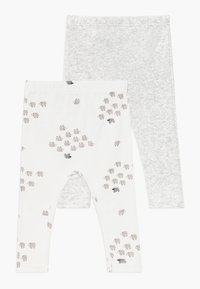 Carter's - NEUTRAL BABY 2 PACK - Legging - gray - 0