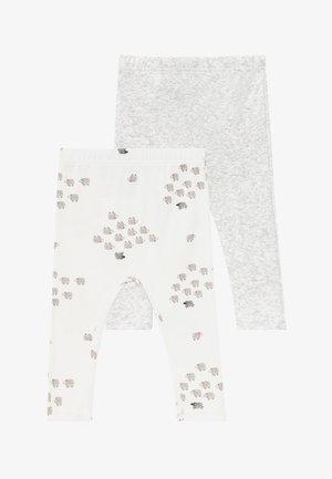 NEUTRAL BABY 2 PACK - Legging - gray