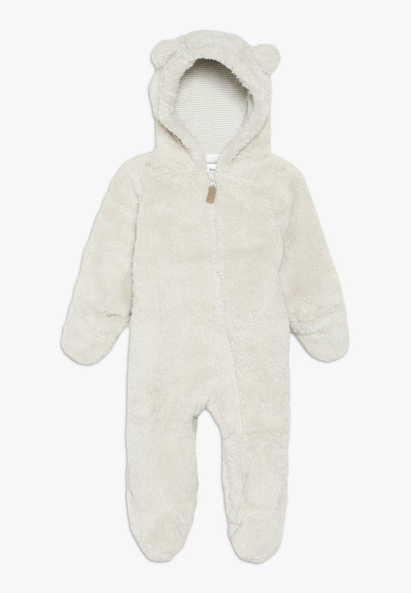 Carter's - PRAM BABY - Overall / Jumpsuit /Buksedragter - beige