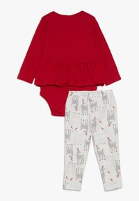 Carter's - GIRL HOLIDAY BABY - Legíny - white - 1
