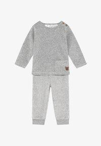 Carter's - BABY SET  - Sweater - gray - 3