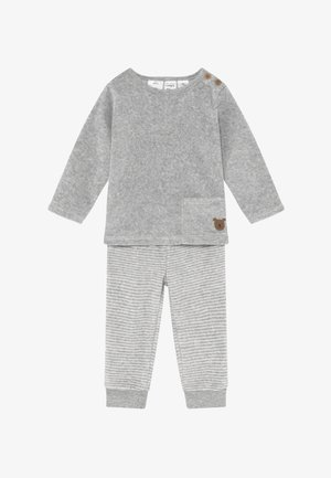 BABY SET  - Sweatshirt - gray