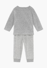 Carter's - BABY SET  - Sweater - gray - 1