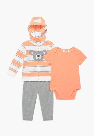 KOALA SET - Tracksuit - orange