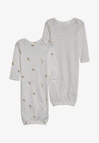 Carter's - GOWN BABY 2 PACK - Dětské oblečení na spaní - off white - 3
