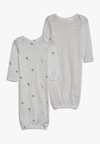 Carter's - GOWN BABY 2 PACK - Dětské oblečení na spaní - off white - 0